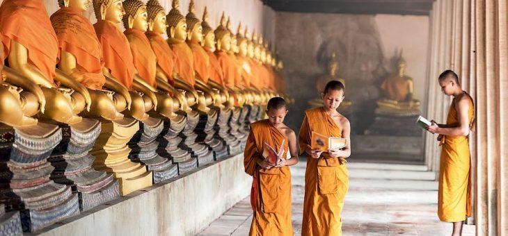Attardons nous sur le refuge dans le Bouddhisme